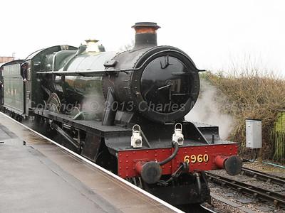 West Somerset Railway - Spring 2013 Steam Gala