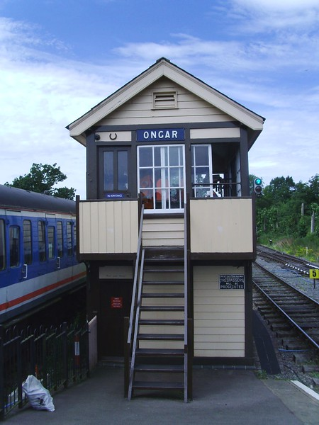 Epping and Ongar Railway.