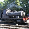 Full steam up at Whitwell and Reepham heritage site.  24th September 2021.