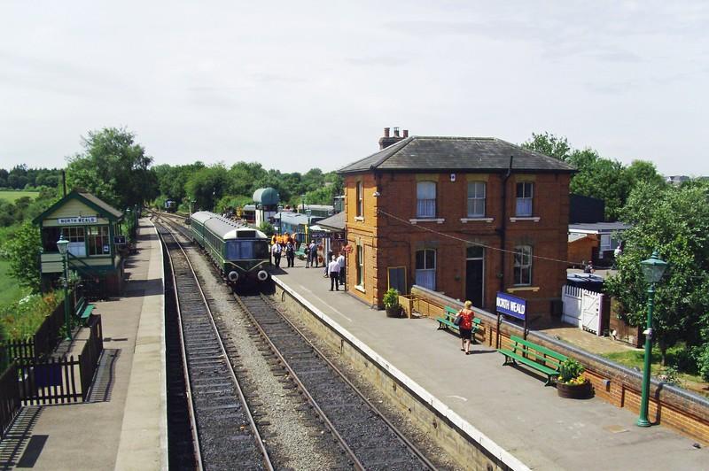 Epping to Ongar Railway.