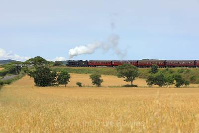 3rd August 2019. North Norfolk Railway.