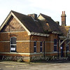 Trimley station building.  21st October 2009. There are plans to refurbish the building, hopefully before it falls down!