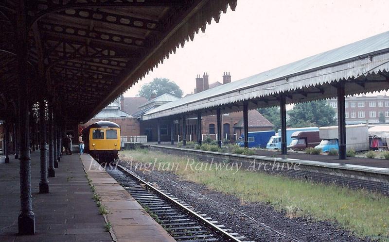 Felixstowe Town,  September 1980