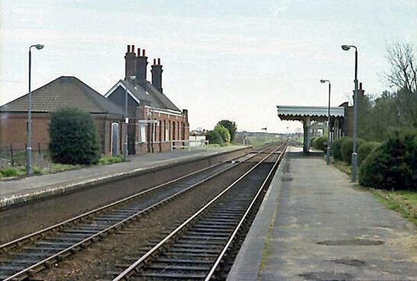 Trimley, c1979.