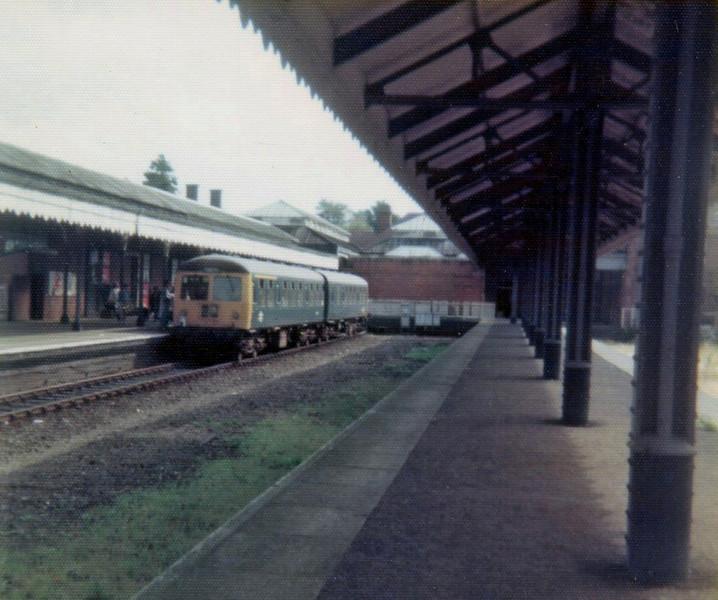 Felixstowe Town. June 1977
