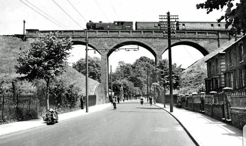 Spring Road Viaduct, Ipswich.