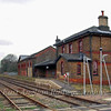 "The disused station at Bealings between Westerfield and Woodbridge, built by The station building here is of a different design to most of the East Suffolk line stations as it was built by the  Eastern Union Railway. Viewed on  26th February 2009. The station closed on 17th September 1956.  View of Bealings Signal Box here.   <a href=""http://www.flickr.com/photos/21602076@N05/7119369241/"">http://www.flickr.com/photos/21602076@N05/7119369241/</a>  The signal box closed on 31st March 1984."