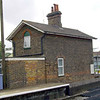 Westerfield station house built by The Eastern Union Railway. 15th June 2009