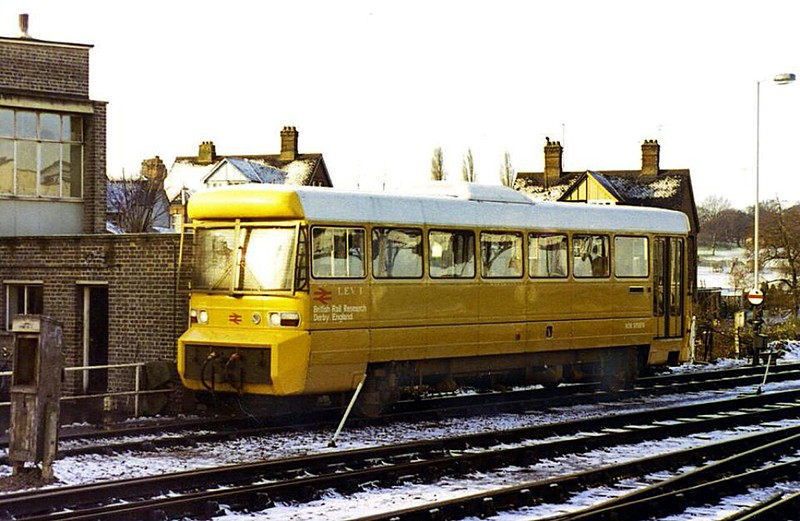 Another picture of the LEV,  at the Ipswich stabling point, after a return journey to Lowestoft. Image dated 29th November 1980. Photo with kind permission of Glen Batten.