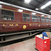 Coach 68 LMS livery  Corridor 1st/3rd built 1922