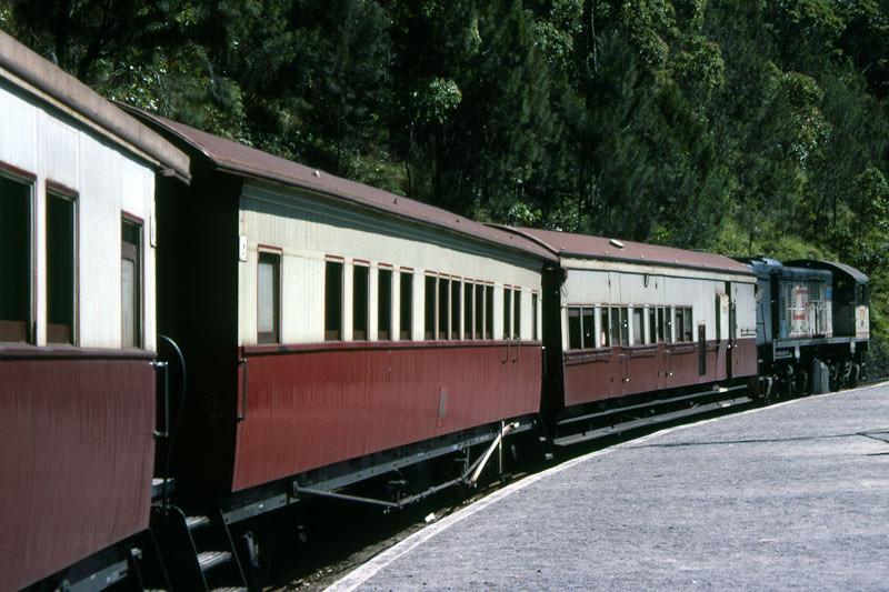 Barron Falls Station