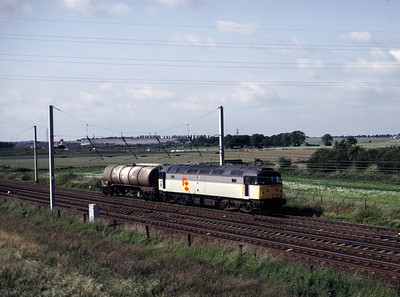 47 299 brings a single tank south, possibly from St Helens 23/06/92