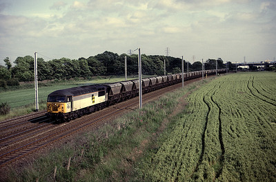 56097 with northbound empty HBAs 23/06/92