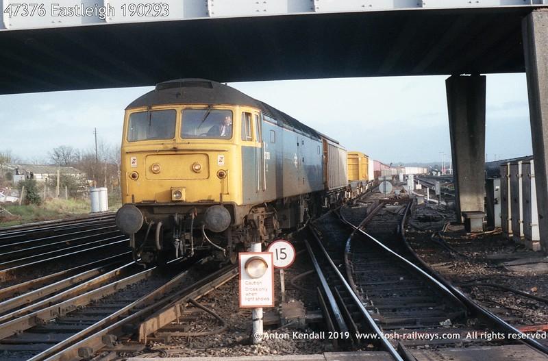 47376 Eastleigh 190293