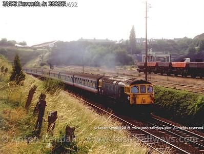 33102 Exmouth Jn 280692