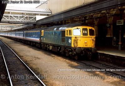 33102 Exeter St Davids 0392