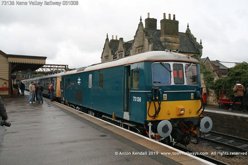 73136 Nene Valley Railway 051008