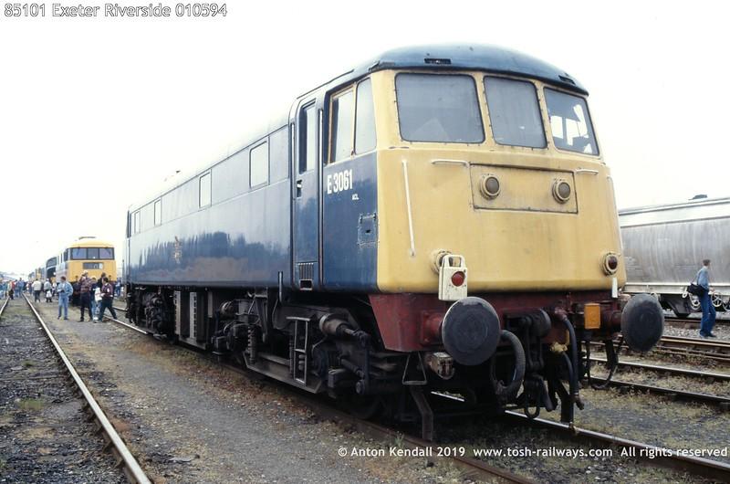 85101 Exeter Riverside 010594