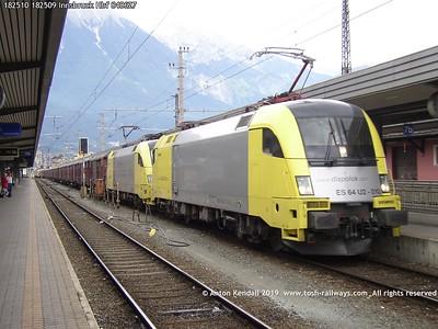 182510 182509 Innsbruck Hbf 040627