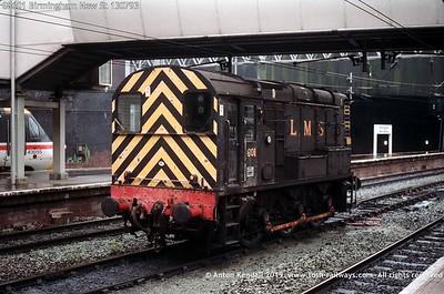 08601 Birmingham New St 130793