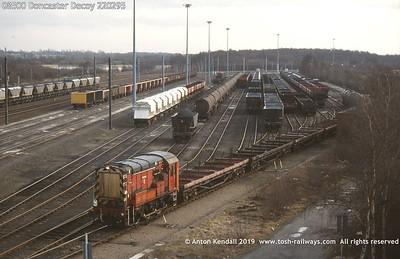 08500 Doncaster Decoy 220295