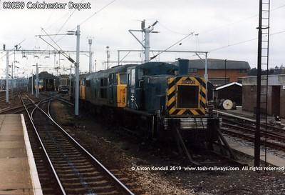 03059 Colchester Depot