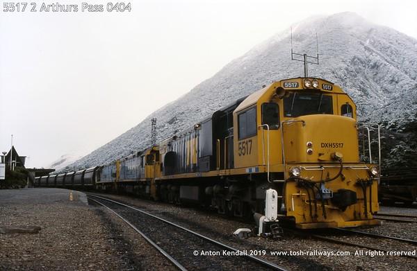 5517 2 Arthurs Pass 0404