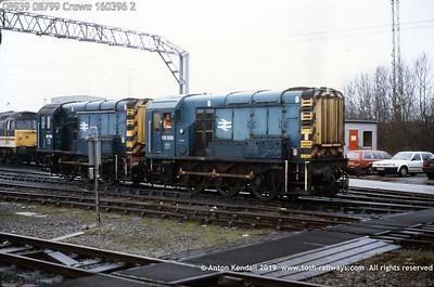 08939 08799 Crewe 160396 2