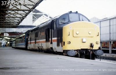 37420 2 Crewe