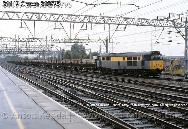 31119 Crewe 210795