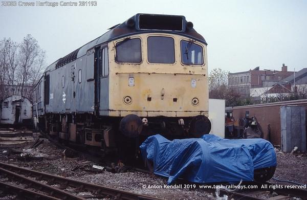 25083 Crewe Heritage Centre 281193