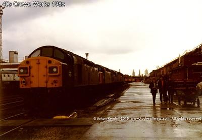 40s Crewe Works 198x