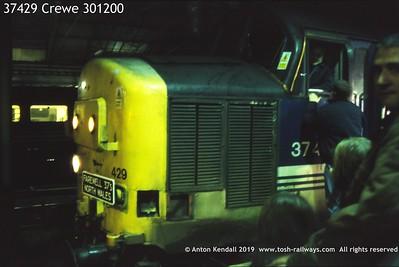 37429 Crewe 301200