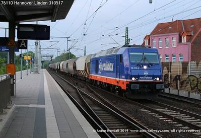 76110 Hannover Linden
