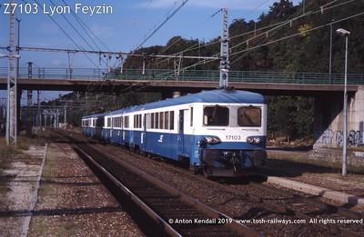 Z7103 Lyon Feyzin