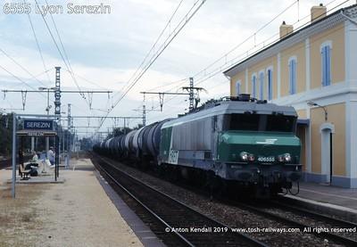 6555 Lyon Serezin