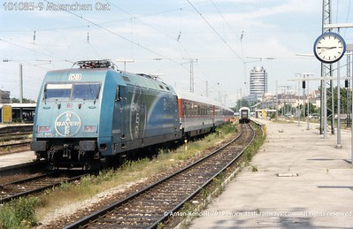 101085-9 Muenchen Ost