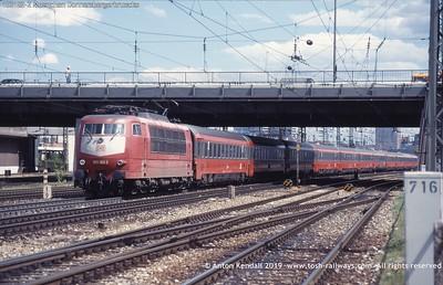 103182-2 Muenchen Donnersbergerbruecke