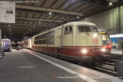 103245-7 Muenchen Hbf 100112