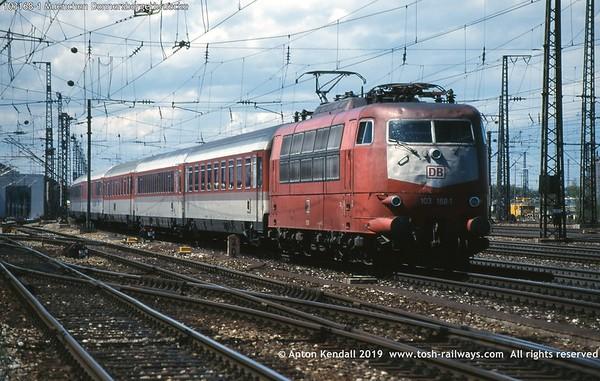 103168-1 Muenchen Donnersbergerbruecke