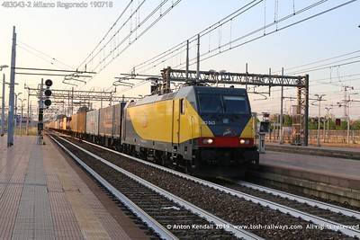 483043-2 Milano Rogoredo 190718