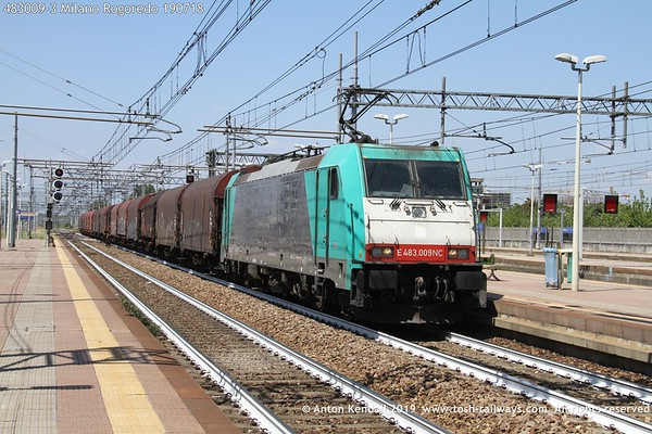 483009-3 Milano Rogoredo 190718