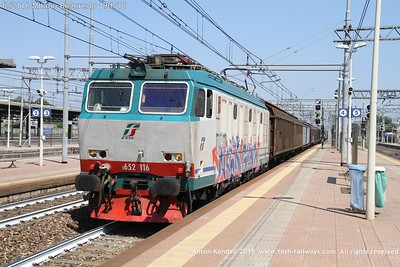 652116 Milano Rogoredo 190718