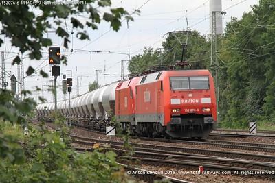 152076-6 1116043-9 Nuernberg Rbf 150711