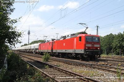 143928-0 Nuernberg Rbf 070711