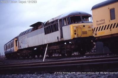 56042 Toton Depot 151293