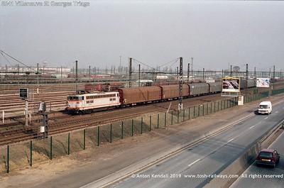 8541 Villeneuve St Georges Triage