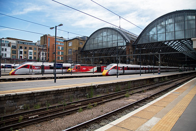 If only the Lewis Cubitt designed train shed  could talk, what stories would it share and say about the changes it has witnessed over the last 170 years.