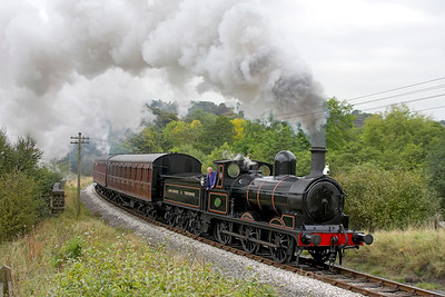 14th October 2005. Keighley & Worth Valley Gala.