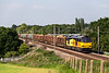 6J37 - Carlisle to Chirk passes Red bank - in the hands of Colas class 60 60021 28 May 2018